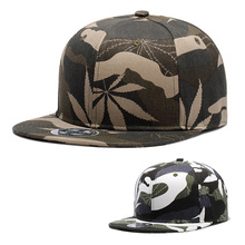 Snapback Baseball Caps Solid Men Women Bones Dad Hats Casual Male for Female Cotton Adjustable Hip Hop Hat Army Camouflage