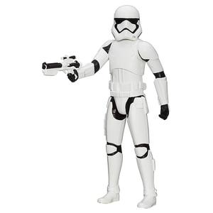 Image 4 - 30 см Звездные войны, флакопер Chewbacca, штурмовик, Дарт Вейдер, кило Рен Финн, фигурка, Подарочная игрушка для детей, коллекционная кукла