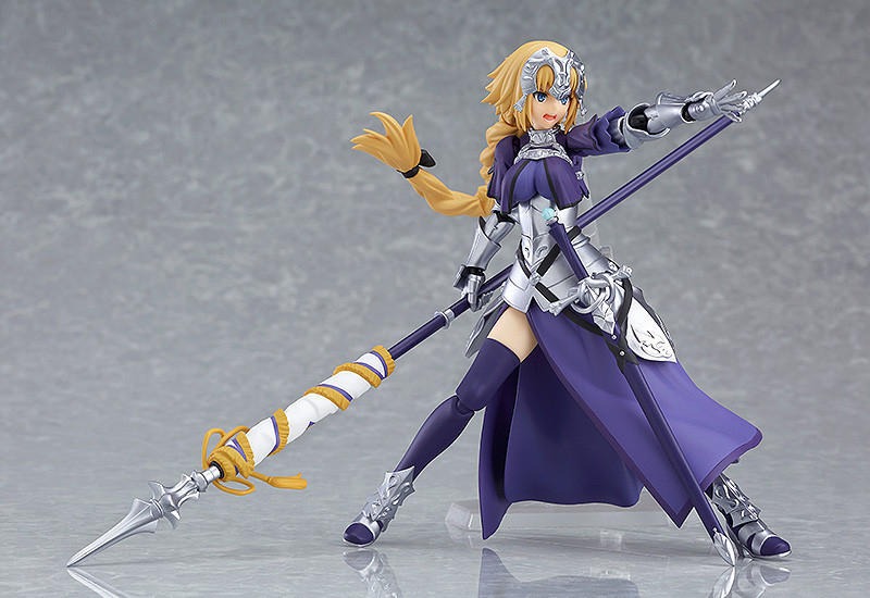 2019 NEW Anime Fate Grand Order Jeanne dArc Ruler Figma 366 FGO PVC Action Figure Collection Model Kids Toys Doll 5.5 14cm2019 NEW Anime Fate Grand Order Jeanne dArc Ruler Figma 366 FGO PVC Action Figure Collection Model Kids Toys Doll 5.5 14cm