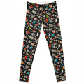 wholesales New Fashion Women Clothes Hot Digital Print Pants Hot New Leggings Skinny leggings of Origami bird hot sale