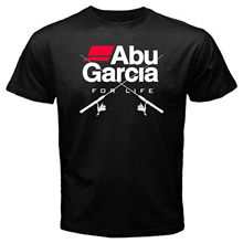 Abu Garcia DUFRESNE AND REDDING Fishinger Galveston Panama T Shirt 2017 Fashion Short Sleeve Black Adult T-Shirt S-2Xl abu garcia catalog pdf