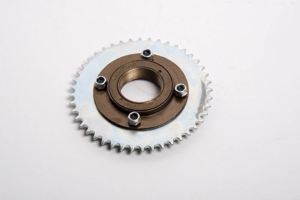 #T8F 8mm 44T 4 hole Sprocket chain drive gear f rear wheel GoKart ATV