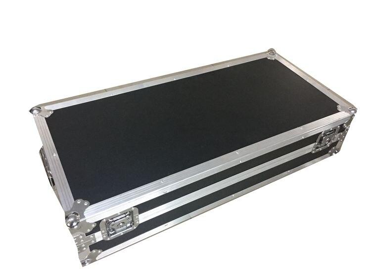 DMX 512 console MA aile de commande avec flycase pour éclairage par satellite