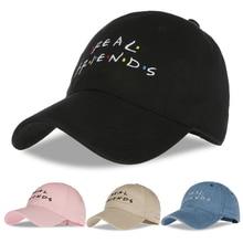 Impresa letra gorra de béisbol hombres mujeres Snapback Hip Hop sombreros  2018 Denim gorros huesos niños Hiphop sombrero broche . b2fd39486c6
