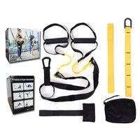 Home Fitness Suspension Yoga Belt Resistance Yoga Belt Training Band Strength Training