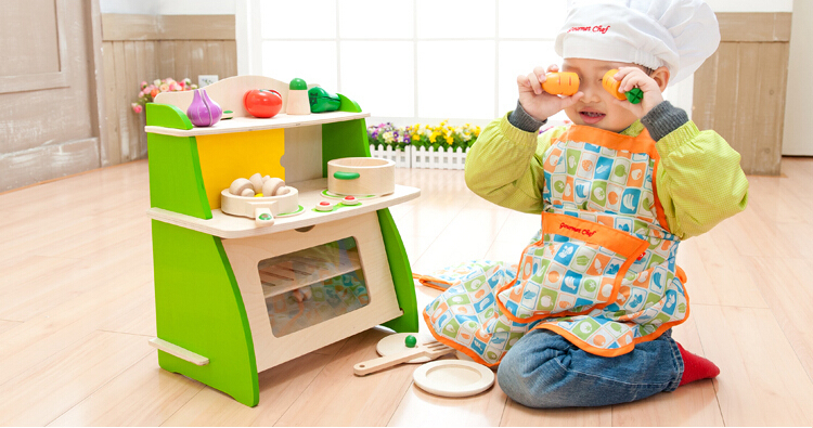 Germany Hape My Little Kitchen To Cook Childrenu0027s Play Kitchen Toys  Honestly See Girls Favorite ...
