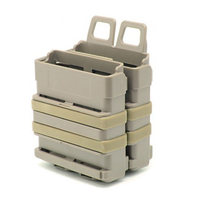 FMA Tactical Pouch Set FastMag mag pouch set Magazine Bag Pouch 5.56 Voor M4 Mag