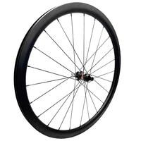 carbon disc wheel 700c 38/50/60mm NOVATEC D412SB cyclocross road disc wheelset rear wheels 142x12mm Central lock Disc Brake