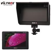 VILTROX DC 70II Clip on Portable 7 Color TFT LCD HD Monitor HDMI AV Input 1024 x 600 Pixels for Sony Canon Nikon DSLR Camera