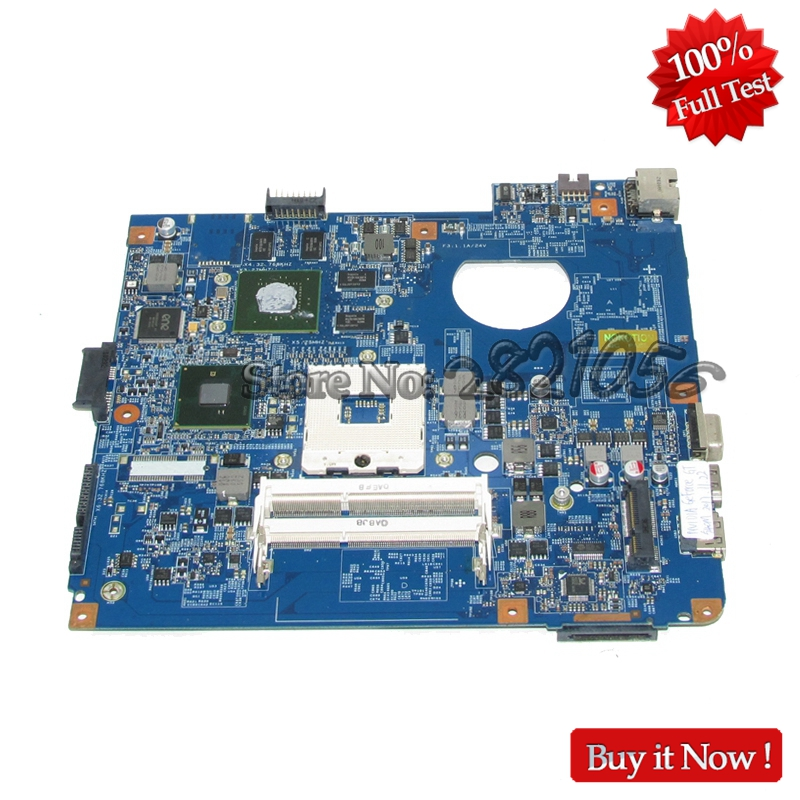 NOKOTION JE40 CP MB For Acer Aspire 4741 4741G Laptop Motherboard 48.4GY02.051 HM55 DDR3 GT540M 1GB Free CPU