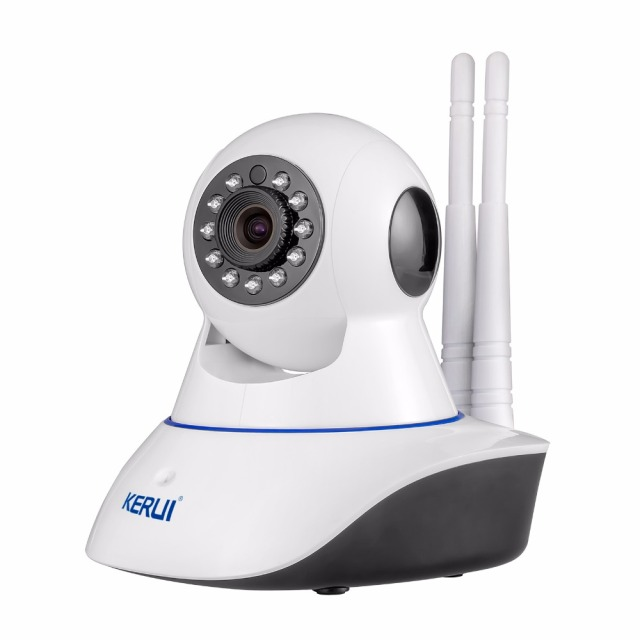 High Quality HD 720P Wireless IP Camera Wifi Night Vision Camera IP Network Camera CCTV WIFI IP Camera 32G SD card include