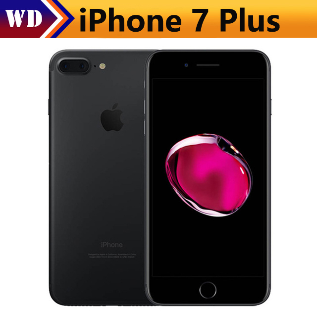 Original Apple iPhone 7 / iPhone 7 Plus 3GB RAM 32/128GB/256GB ROM Quad-Core IOS LTE 12.0MP Camera Fingerprint Phone