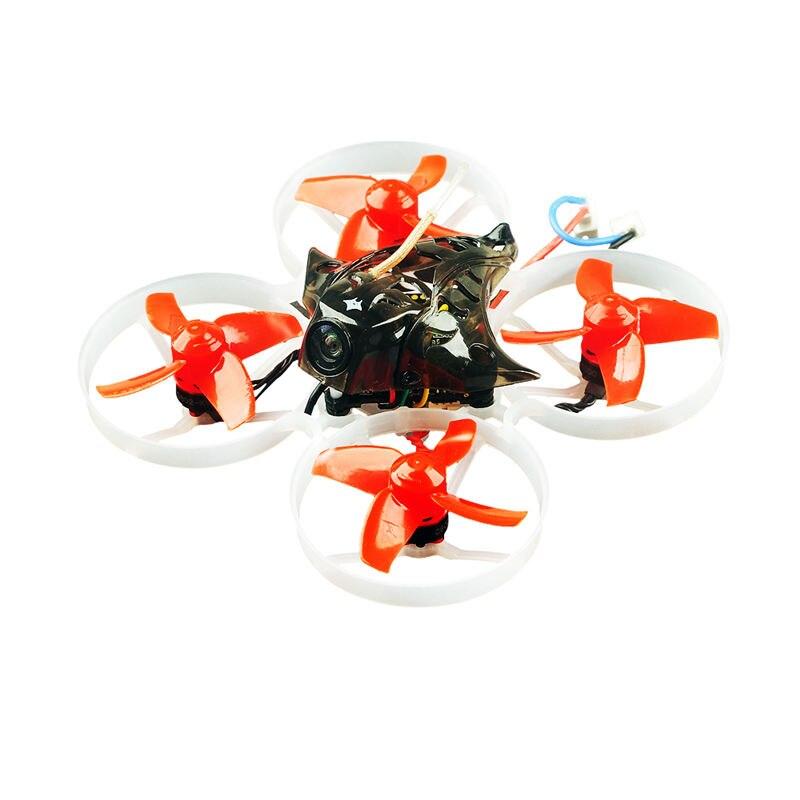 "Happymodel Mobula7 75 מ""מ Crazybee F3 פרו OSD 2 s וופ FPV Drone שדרוג BB2 ESC 700TVL RC מירוץ מיני droneQuadcopter BNF"