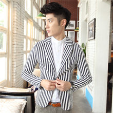 eb81063713 2018 Spring And Summer New Gentleman Solid Color Suit Men s Business Casual  Fashion Temperament British Style Windbreaker CD50