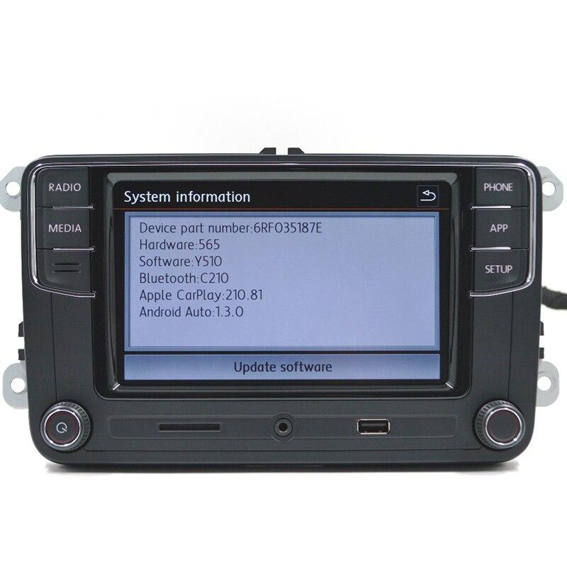 2018 Auto autoradio 6.5 pouces écran tactile voiture jouer voiture Radio mains libres haute définition Bluetooth voiture lecteur MP3 affichage MP3 - 5