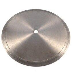 16 zoll 400mm GESINTERTE Diamant Sägeblatt Kreisförmigen Klingen Schneiden Stein Lapidar Werkzeuge Arbor 1 1- 1/4 für Edelstein Achat Rock