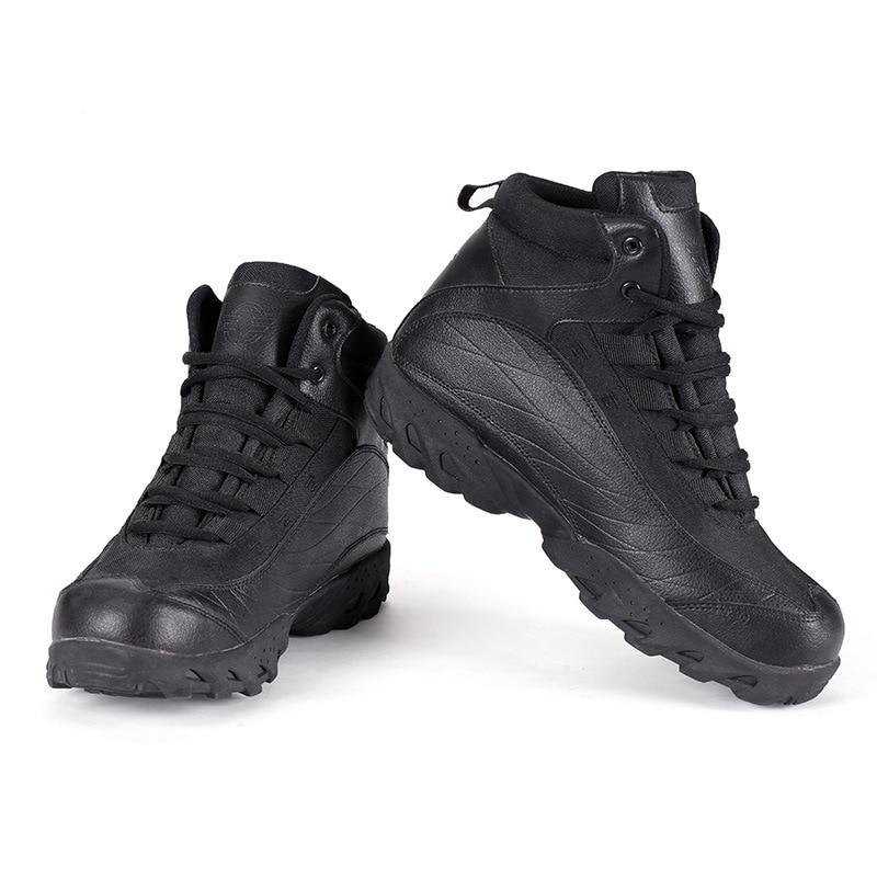 a110899d13e33 Men Shoes Tactical Boots 39-45 Waterproof Sword Combat Boots Climbing Trekking  Hiking Shoes Sports Sneakers For Men Army Boots - aliexpress.com - imall.com
