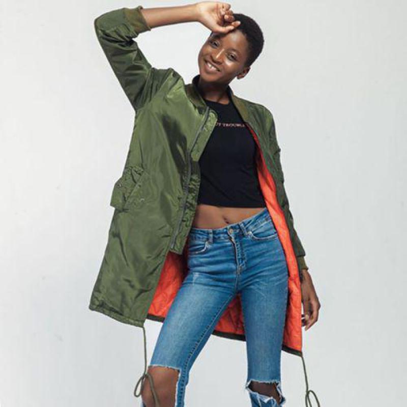 Streetwear Style   Trench   Coat New Women Autumn Winter Long Sleeve Solid Vintage Windbreaker Ladies Medium Long Outerwear Casacos