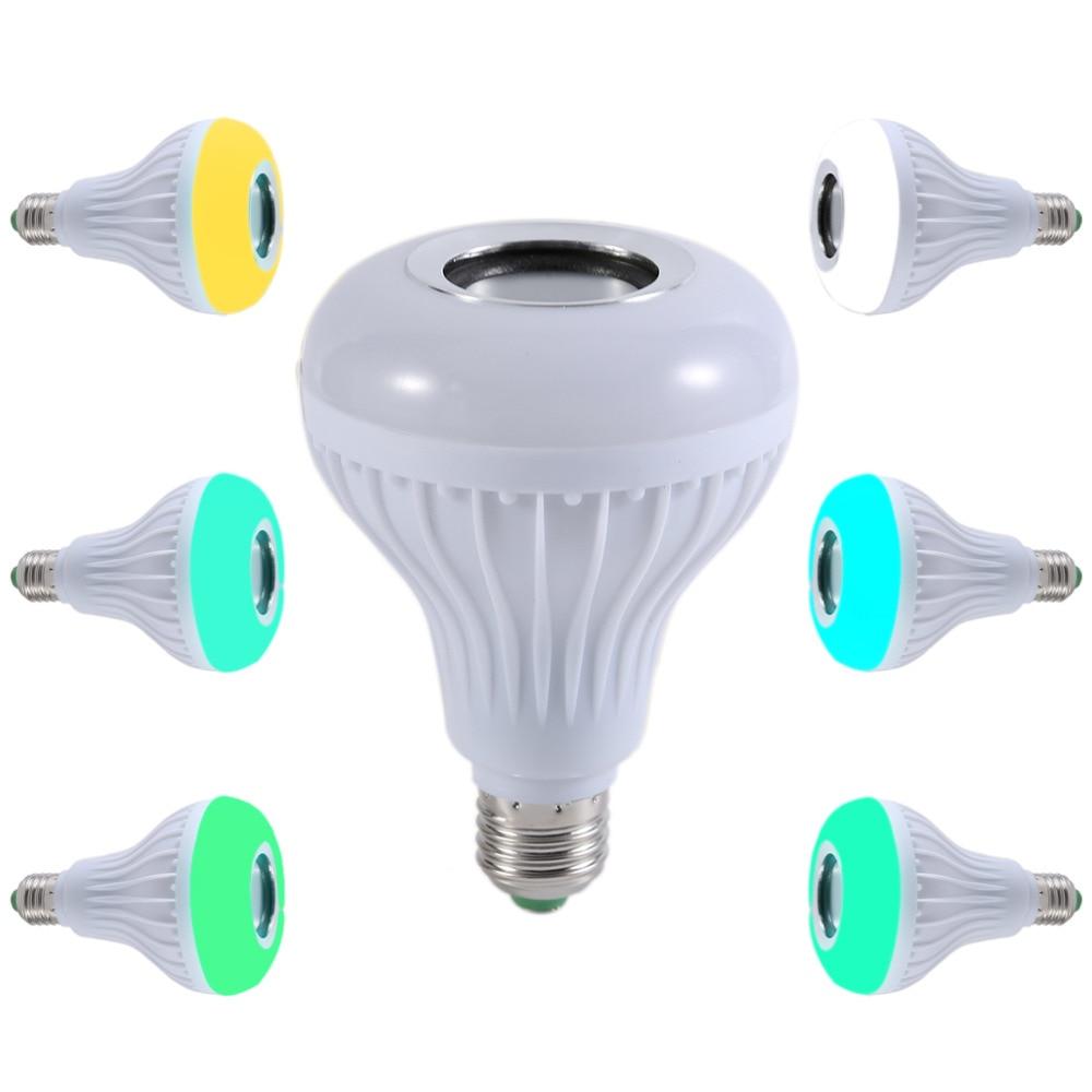 ICOCO Control remoto inalámbrico Bluetooth Mini Smart Audio Altavoz - Iluminación LED - foto 4