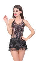 Foreign trade lingerie Night club party evening dress strapless dress sexy cake cultivate one's morality