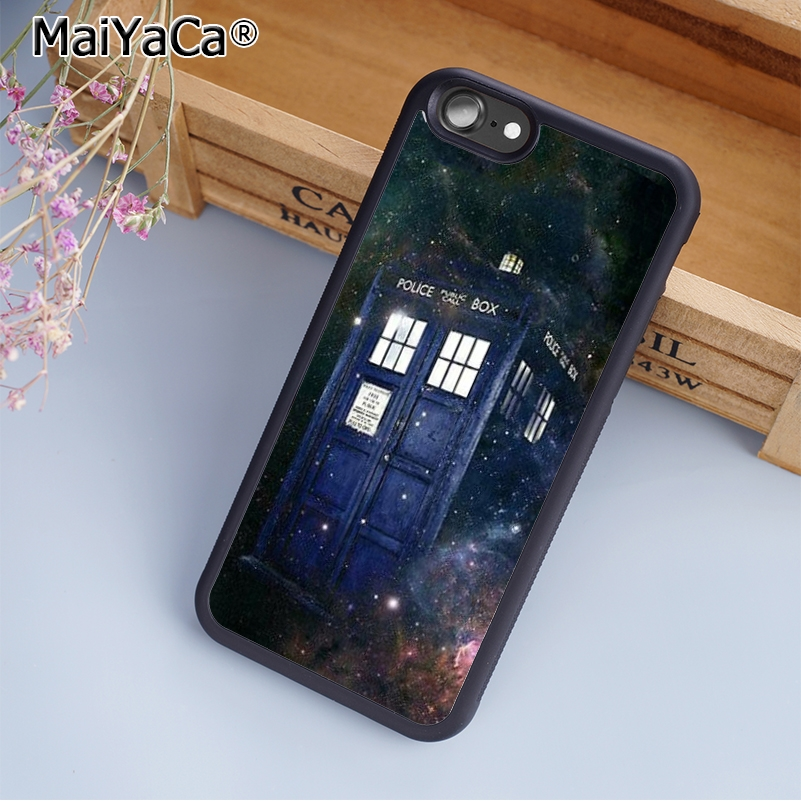 Fitted Cases Strong-Willed Maiyaca Tardis Doctor Who 07 Phone Case Cover For Iphone 5s Se 6 6s 7 8 Plus 10 X Samsung Galaxy S6 S7 S8 Edge Note 8 Cellphones & Telecommunications