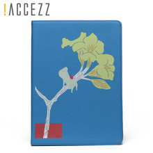 !ACCEZZ Flip Cover 9.7 Tablet Sleeve Protective Cases For iPad 2/3/4 Pro Air 1 2 Auto Sleep Wakeup 10.5 Case
