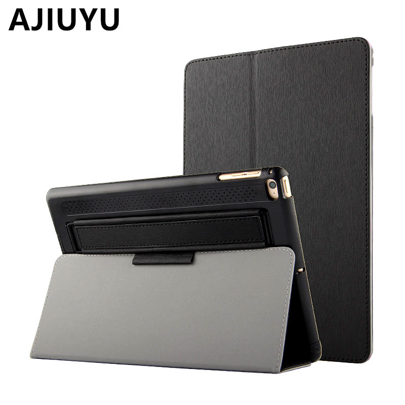 AJIUYU For Apple iPad mini 4 Case Smart Cover Protective Leather Protector For iPad mini4 Tablet 7.9 inch PU Cases A1538 A1550