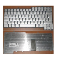 YALUZU QWERTY new for DELL XPS M140 M1710 Series NSK D5D0U 9J.N6782.D04 0WG328 WG328 UK keyboard laptop silver