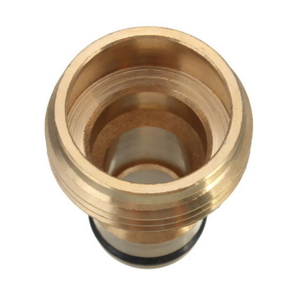 Brass Faucets Standard Connector Washing Machine Gun Quick Connect Fitting Pipe Connections For Garden Tools Random 1Pc