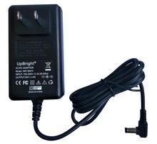 UpBright новый глобальный адаптер переменного/постоянного тока для модели Φ YS353601000E подходит для CND светодиодной лампы сушилки 90200 зарядное устройство