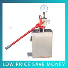 NEW Arrive Stainless Steel Hand Test Pump 4mpa-40mpa High Pressure Pipeline Pressure Testing Tool