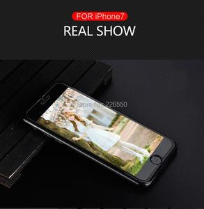 Image 2 - Hopeboth 50 Uds claro 2.5D protector de pantalla de vidrio templado para iPhone xs max xr 8 8X5X5 5S iPhone 6 6plus 6s 7 7 plus