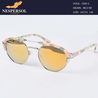 Free Shipping NESPERSOL New Fashion 2320 S Polarized Sunglasses Women Brand Designer Top Quality Polaroid Lens