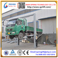 HYDRAULIC 2 POST LIFT AUTO HOIST / Vehicle Equipment 5t car lift auto lift with electric lock release