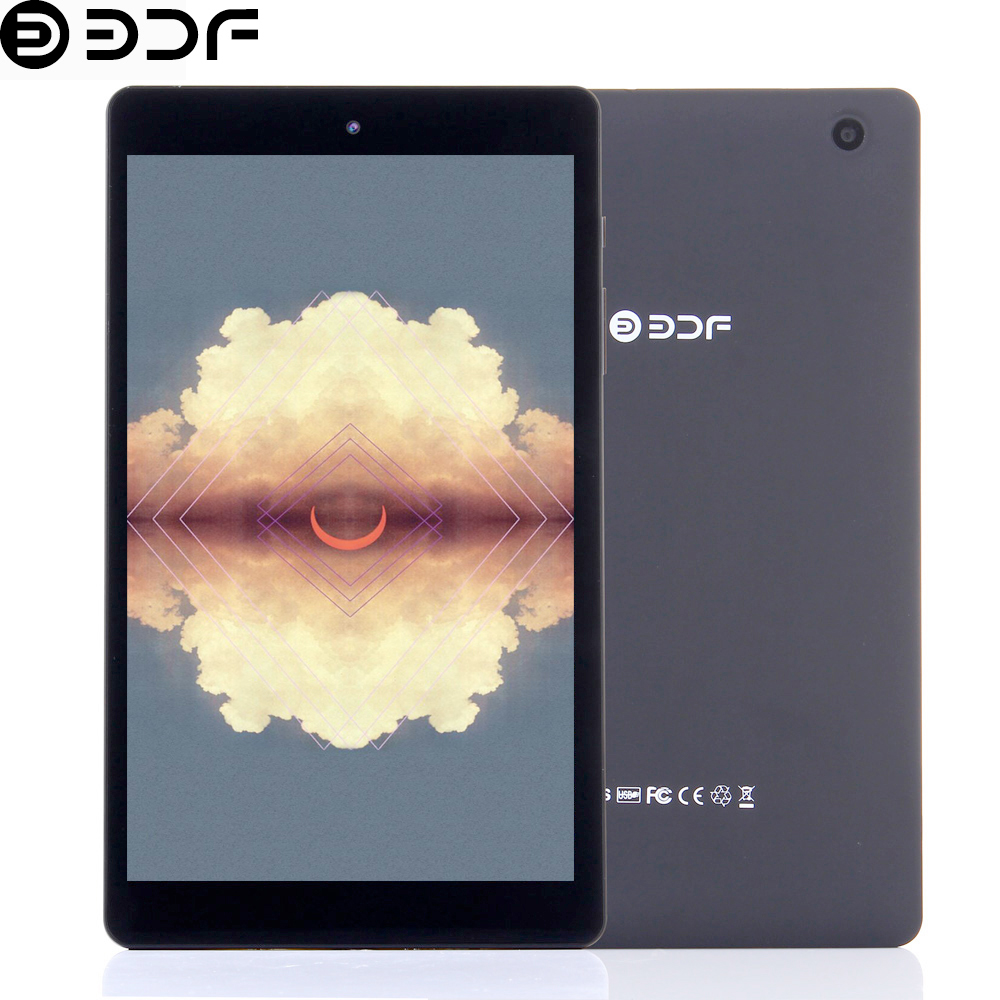 BDF 8 Inch Android 6.0 Quad Core 1G RAM 16G ROM Bluetooth WIFI Kids Tablet