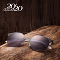 20/20 Brand Classic Sunglasses Men Women Aolly Frame Driving Twin-Beams Unisex Glasses UV400 Shades PC116