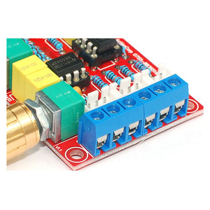 Image 5 - CIRMECH NE5532 OP AMP HIFI Amplifier Preamplifier Volume Tone EQ Control Board DIY KIT and finished product