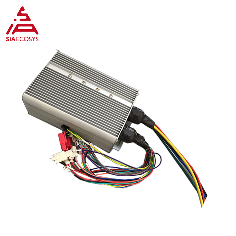 Kelly QSKLS6035S, 350A BLDC Brushless Motor Sine Wave Controller For Electric Bike