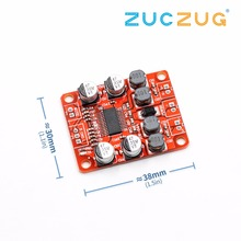 TPA3110 Digital Power Amplifier Module 2x15W Dual Channel Stereo DIY Speaker Amplifier Electronics Design PCB DC 12V