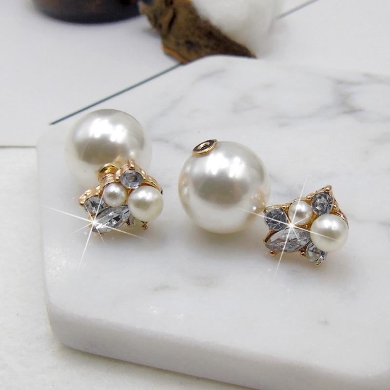 Նորաձևության անձի զարդեր Crystal Pearl - Նուրբ զարդեր - Լուսանկար 4