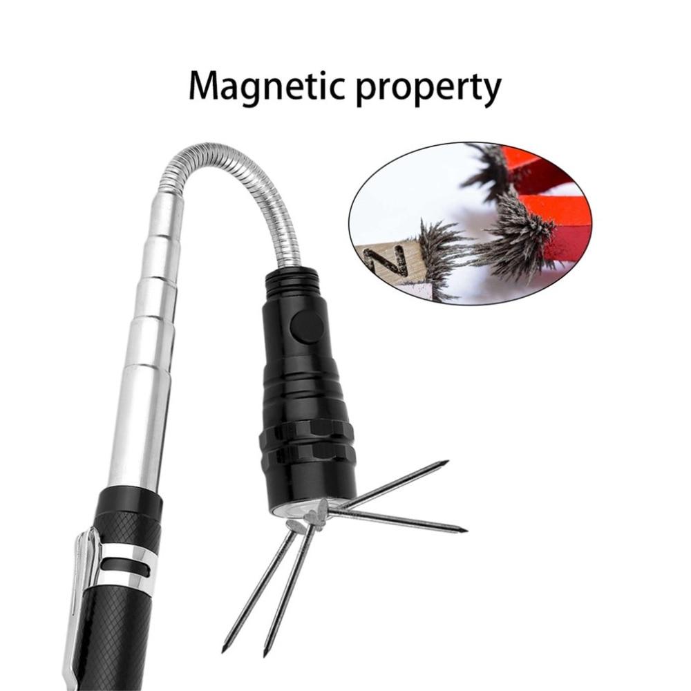Lanternas e Lanternas caixa de alumínio telescópica flexível Modo de Mudança : Alto / Médio / Baixo