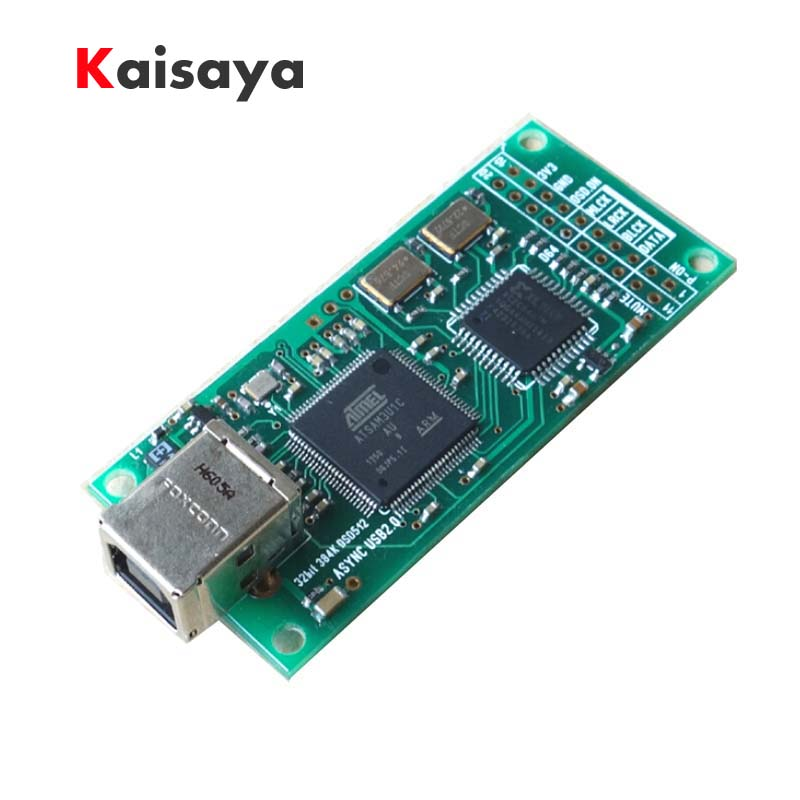 HIFI Combo384 USB a I2S interfaz Digital se refieren a Amanero usb iis apoyo DSD512... 32Bit/384 k envío gratis E3-003