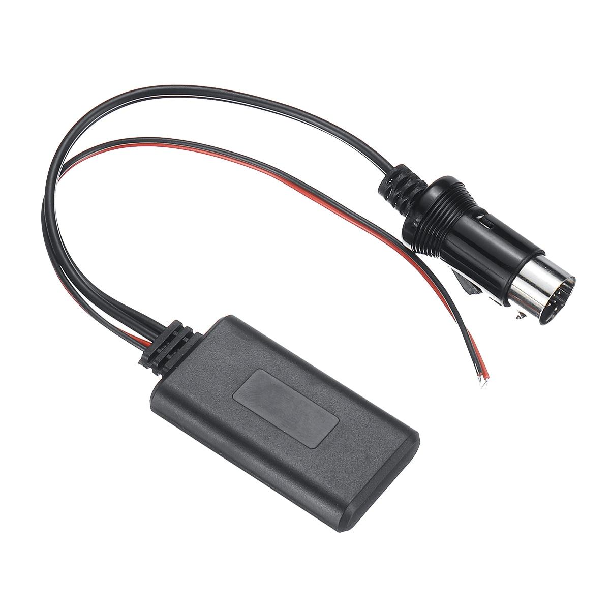 Автомобильный модуль bluetooth аудио Aux кабель адаптер приемник для Kenwood все 13-pin CD стерео Автомобильная электроника Аксессуары