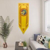 Harri Potter баннеры с флагом колледжа вечерние настенные баннеры для дверей домашний Декор Детский подарок 45*150 см, бесплатная доставка