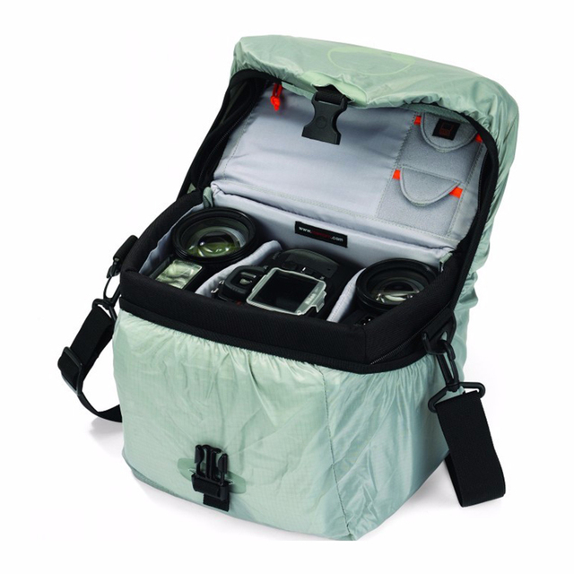 Wholesale Lowepro Nova 200 AW 170AW  Single Shoulder Bag Camera Bag Camera Bag To Take Cover With all weather cover 3