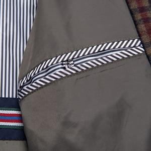 Image 4 - الرجال الأبيض بطة أسفل سترة ضئيلة ضوء أسفل معطف رقيقة جدا ريشة الملابس المختارة للرجال 6617 جديد