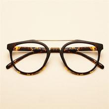7ca8e95aefb020 Vazrobe brillen frame mannen vrouwen ovale glazen voor man vrouw vintage  recept brilbeer dubbele brug mode brillen