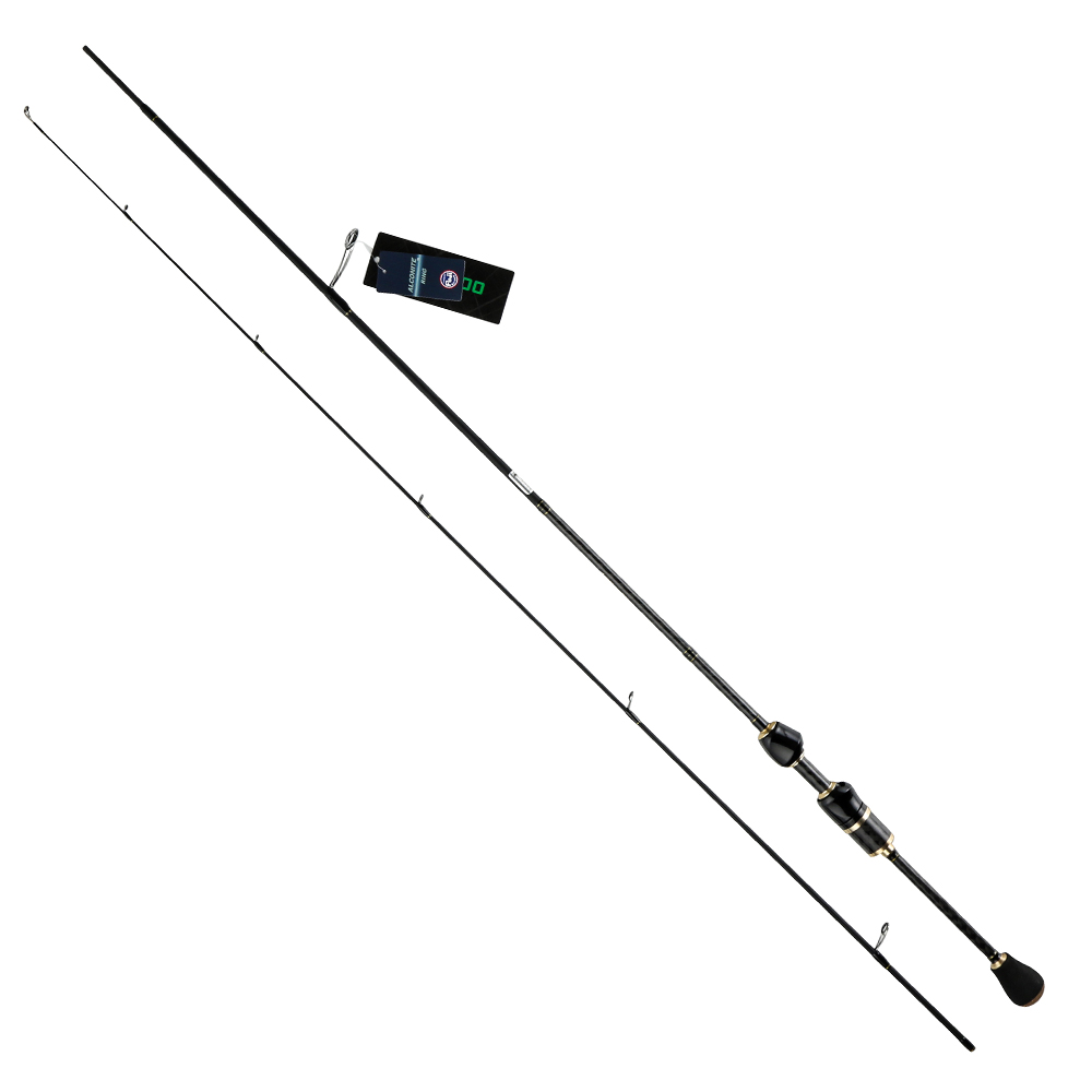Spinning rod UL Fishing Rod 1 87m 2 1m Fast Action Fuji guides 1 6g 8g