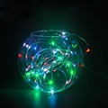 MUMENG mulficolor lighting 5M LED String Light 50pcs leds made of copper for Christmas Wedding Party