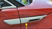 For Land Rover Range Rover Evoque Black Side Air Vent Outlet Cover Trim 2012 2017 A set of 2pcs